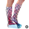 Woman Mermaid Socks