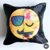 Face Changing Emoji Pillows