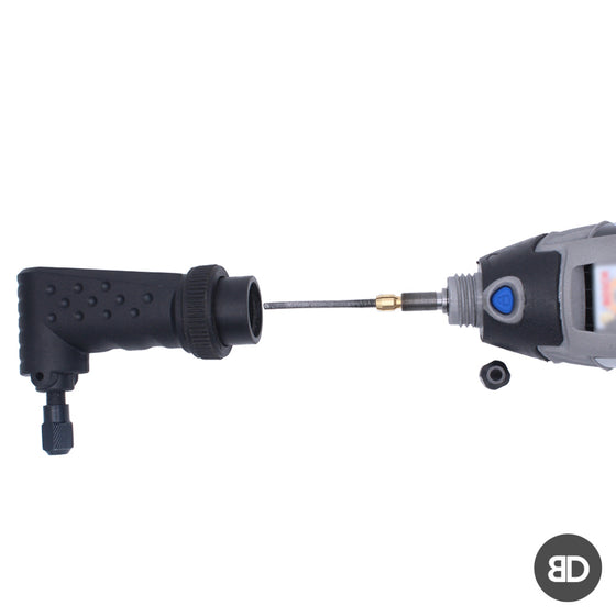 Dremel Right Angle Converter Rotary Tool Attachment