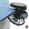 Solar Powered Clip-On Fan