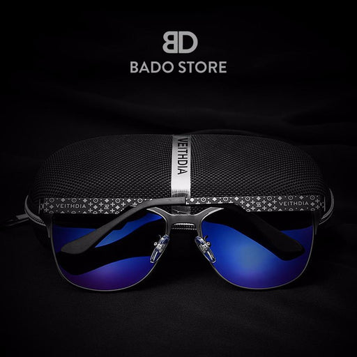 Alloy Frame HD Polarized M5