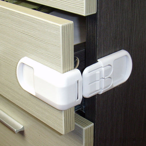 10PCS Drawer lock