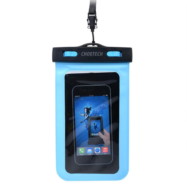 Clear Waterproof Mobile Phone Bags