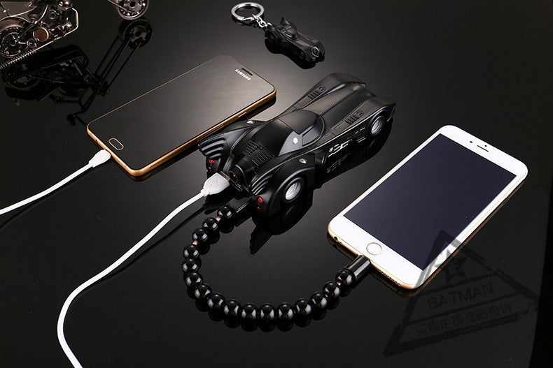 Bat Mobile Power 10000mAh