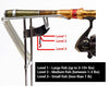 Auto Spring Fishing Rod Holder