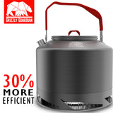 Grizzly Guardian Camping Kettle