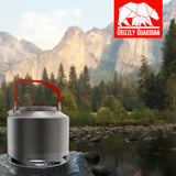 Grizzly Guardian Camping Kettle (1.5L)