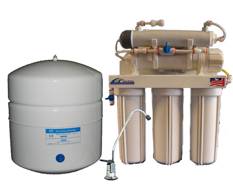 6 Stage Under Sink Reverse Osmosis System