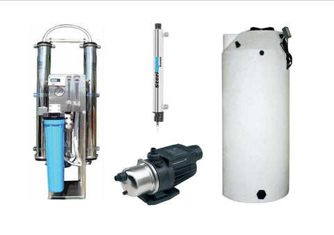 500 Gallon Per Day Whole House Reverse Osmosis System