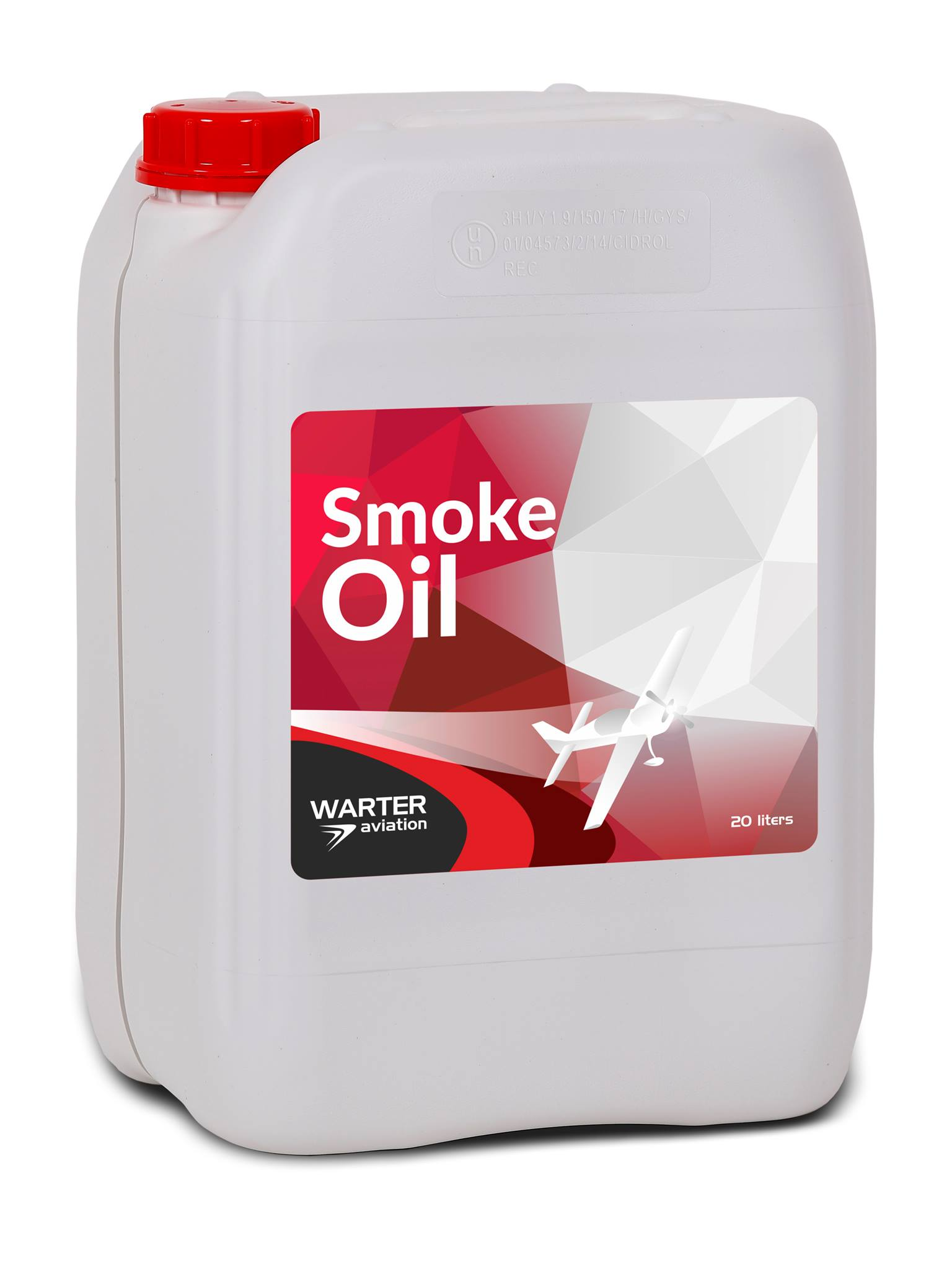 Aerobatics Smoke Oil