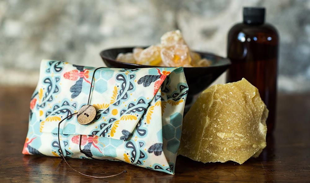 How to Make Beeswax Wraps at Home