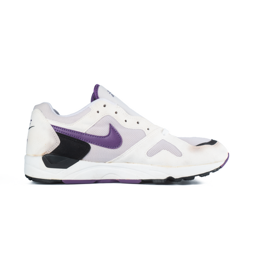 1992 VINTAGE NIKE AIR ANALOG WHITE PRISM VIOLET