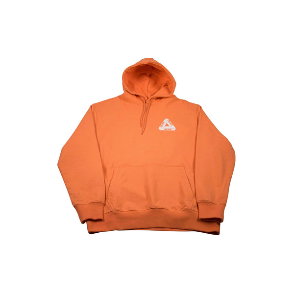 PALACE TRI-FERG HOODED SWEATSHIRT ORANGE