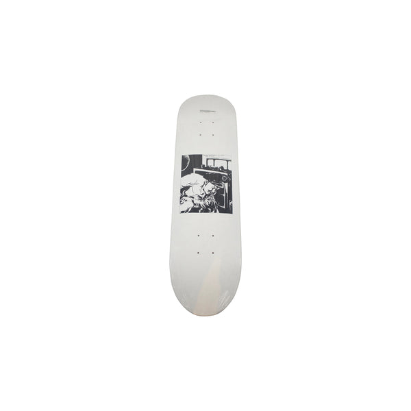 FW14 SUPREME RAYMOND PETTIBON BLOOD & SPERM SKATEBOARD DECK MULTI