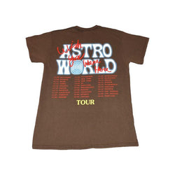 TRAVIS SCOTT SICKO MODE WASHED TEE
