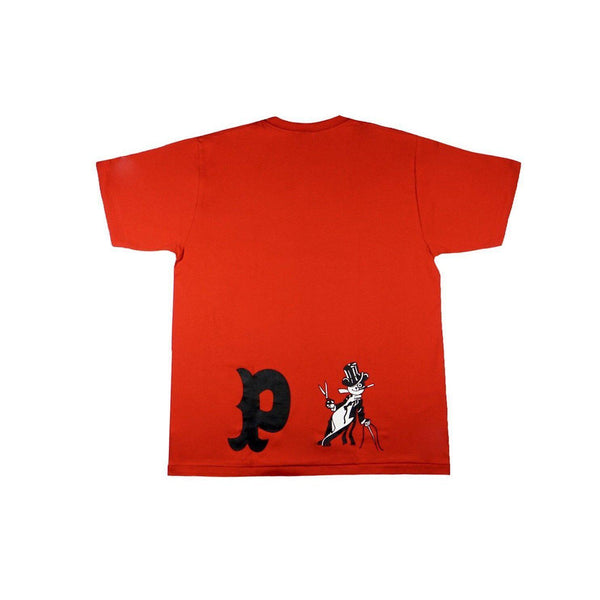 A BATHING APE PANDA TEE RED-T-Shirts-A Bathing Ape-M-HYPESTEIN
