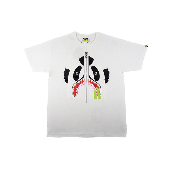 A BATHING APE PANDA TEE WHITE-T-Shirts-A Bathing Ape-HYPESTEIN