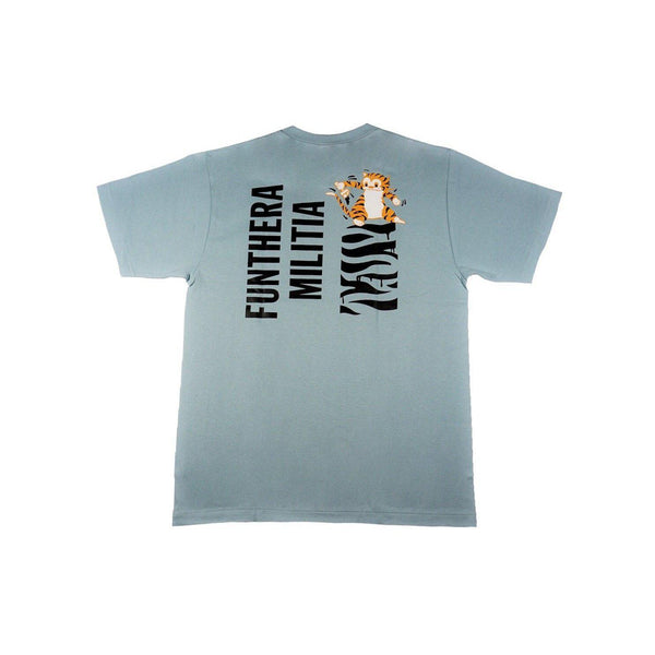 A BATHING APE TIGER TEE SAX-T-Shirts-A Bathing Ape-M-HYPESTEIN