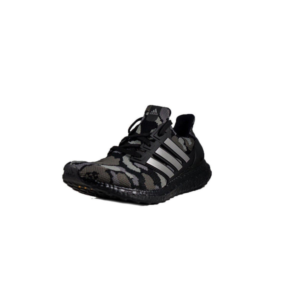 "ADIDAS X A BATHING APE ULTRA BOOST 4.0 ""CAMO BLACK""-Sneakers-Adidas-US 6 / 38 2/3-HYPESTEIN"