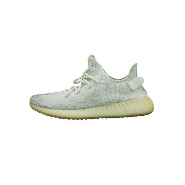 "ADIDAS YEEZY BOOST 350 V2 ""CREAM/TRIPLE WHITE""-Sneakers-Adidas-US 10 / EU 44 (PRE-OWNED)-HYPESTEIN"