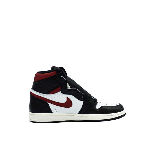 "AIR JORDAN 1 RETRO HIGH ""BLACK GYM RED""-Sneakers-Nike-US 8.5 / EU 42-HYPESTEIN"