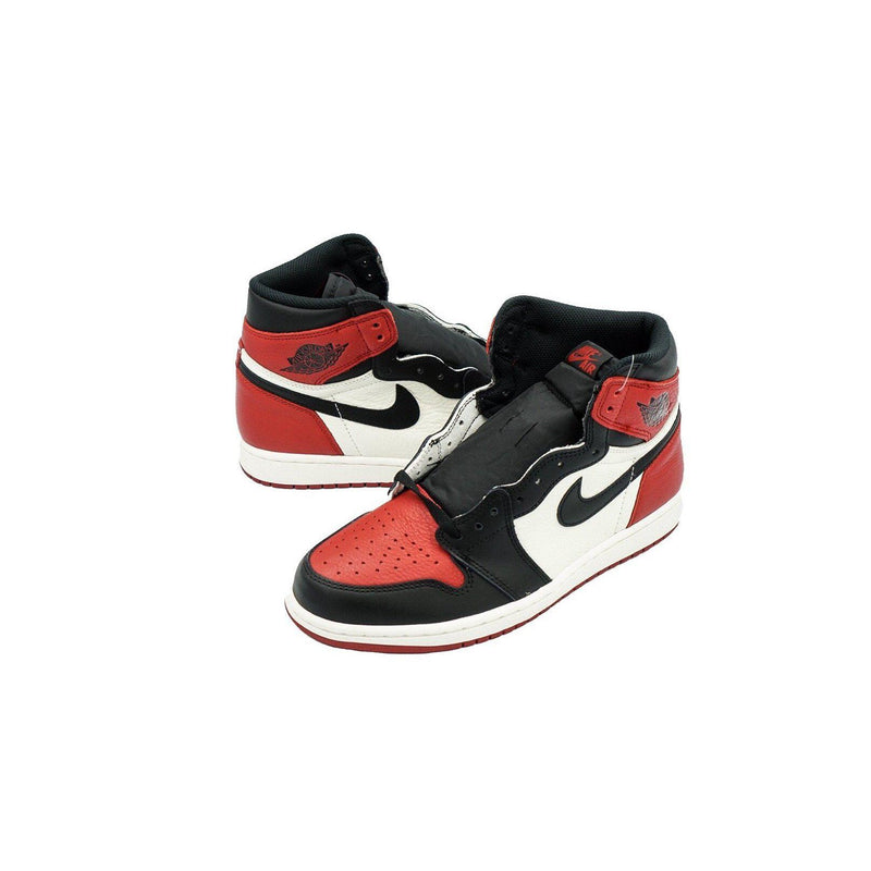"3b0ad39f3dd0a9 AIR JORDAN 1 RETRO HIGH ""BRED TOE""-Sneakers-Nike-HYPESTEIN"