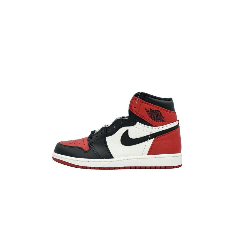 "AIR JORDAN 1 RETRO HIGH ""BRED TOE""-Sneakers-Nike-US 8.5 / EU 42-HYPESTEIN"
