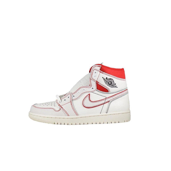 "AIR JORDAN 1 RETRO HIGH ""PHANTOM GYM RED""-Sneakers-Nike-US 7 / EU 40-HYPESTEIN"