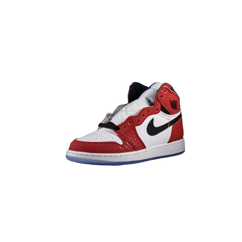 "AIR JORDAN 1 RETRO HIGH ""SPIDER-MAN ORIGIN STORY"" GS-Sneakers-Nike-US 6.5 / EU 39-HYPESTEIN"