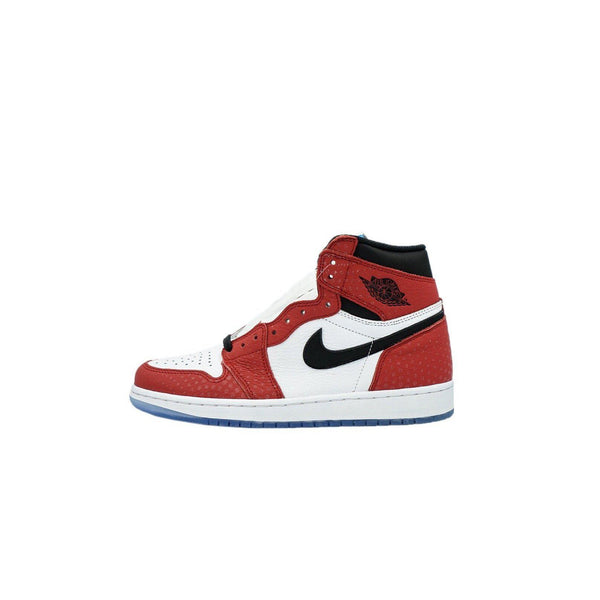 "AIR JORDAN 1 RETRO HIGH ""SPIDER-MAN ORIGIN STORY""-Sneakers-Nike-US 8.5 / EU 42-HYPESTEIN"