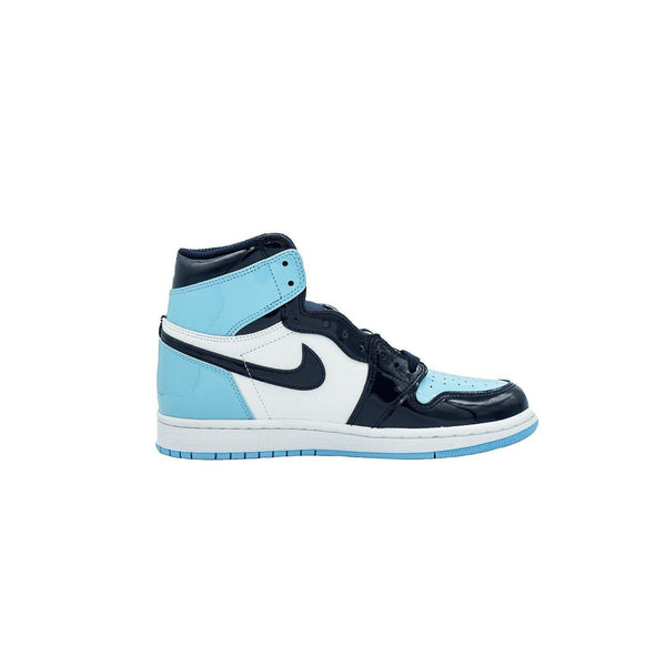 "AIR JORDAN 1 RETRO HIGH ""UNC PATENT"" W-Sneakers-Nike-EU 35.5/ US 5 W-HYPESTEIN"