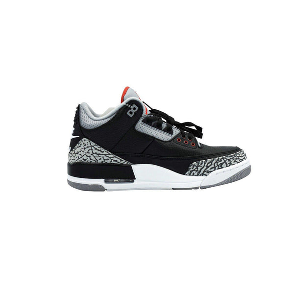"AIR JORDAN 3 RETRO ""BLACK CEMENT""-Sneakers-Nike-US 9 / EU 42.5-HYPESTEIN"