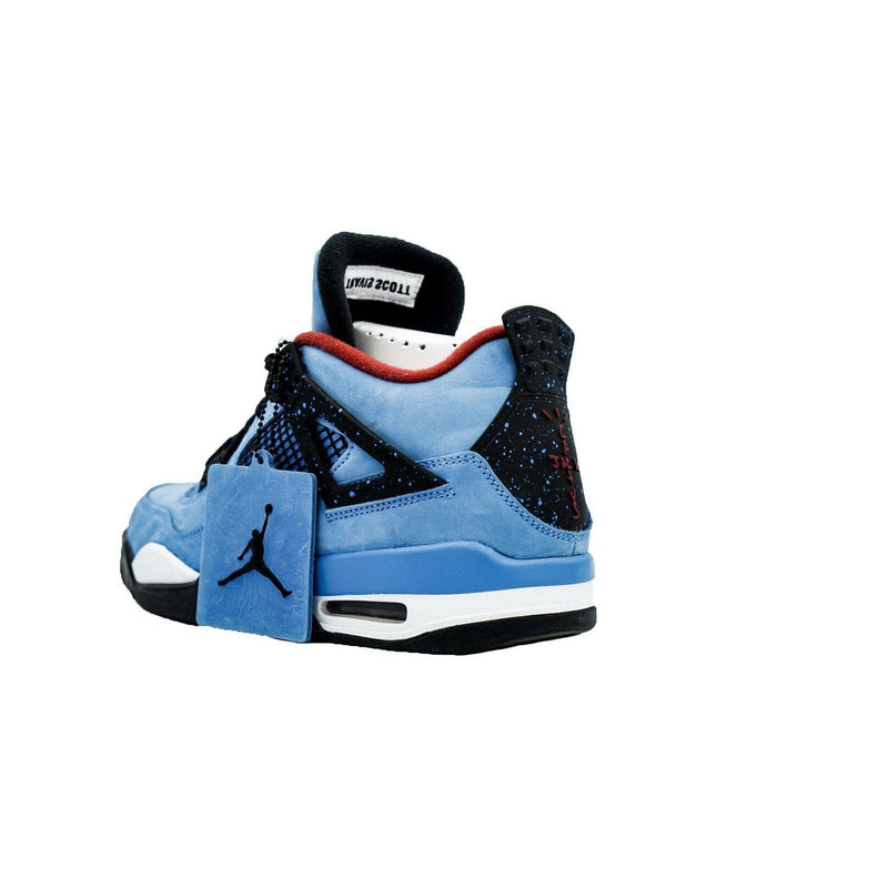 "AIR JORDAN 4 RETRO ""TRAVIS SCOTT CACTUS JACK""-Sneakers-Nike-US 9 / EU 42.5 (PRE-OWNED)-HYPESTEIN"
