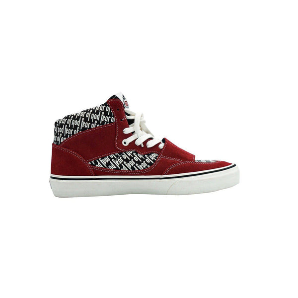 FEAR OF GOD VANS MOUNTAIN EDITION RED-Sneakers-Nike-US 9.5 / EU 42.5-HYPESTEIN