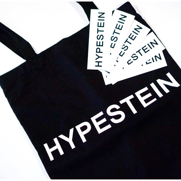 HYPESTEIN TOTE BAG LIMITED EDITION-Accessories-HYPESTEIN-HYPESTEIN