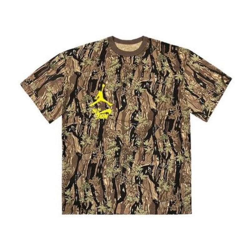 TRAVIS SCOTT JORDAN CACTUS HIGHEST T-SHIRT CAMO