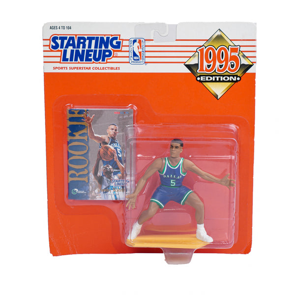 1995 STARTING LINEUP JASON KIDD FIGURINE