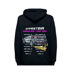 HYPESTEIN LIMITED EDITION WORLDWIDE TOUR 2035 CAR HOODIE
