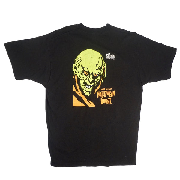 1993 VINTAGE HALLOWEEN KNOTTS SCARY FARM TEE