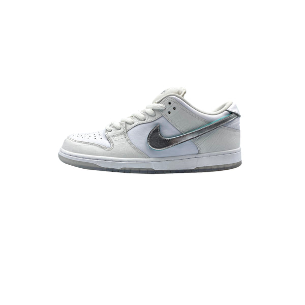 NIKE SB DUNK LOW DIAMOND SUPPLY CO WHITE DIAMOND