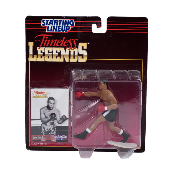 1996 VINTAGE STARTING LINEUP TIMELESS LEGENDS COLLECTION JOE LOUIS BOXING FIGURINE