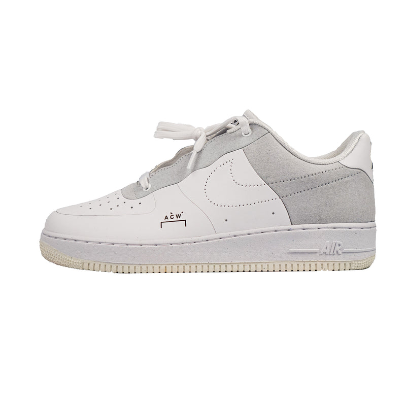 "NIKE AIR FORCE 1 LOW WHITE ""A COLD WALL"""