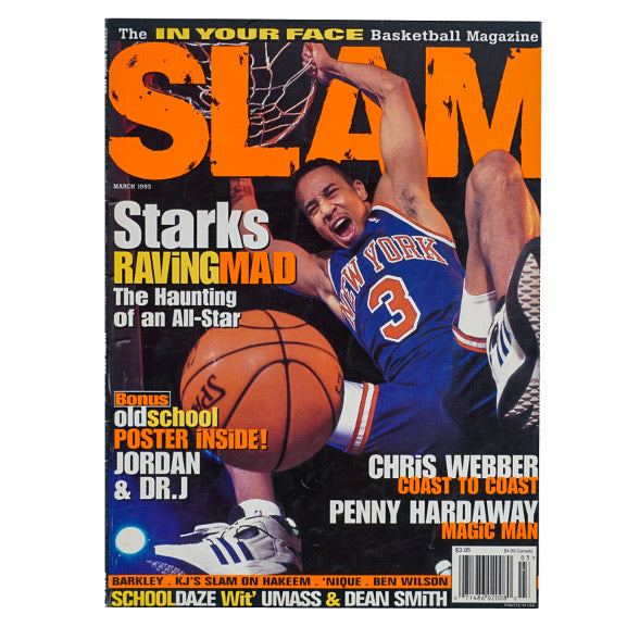 1995 VINTAGE SLAM MAGAZINE NO.4