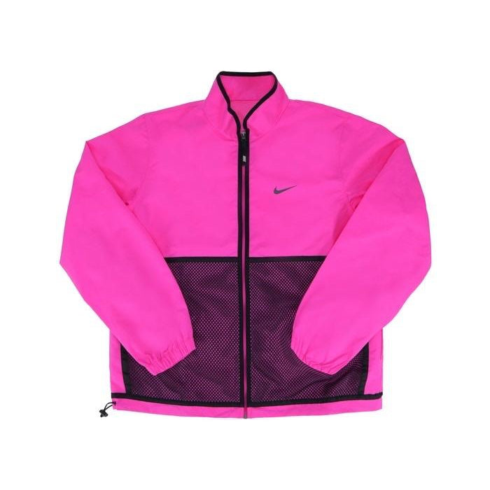 SUPREME X NIKE TRAIL RUNNING JACKET PINK