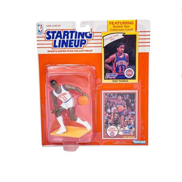 1990 VINTAGE STARTING LINEUP ISIAH THOMAS FIGURINE