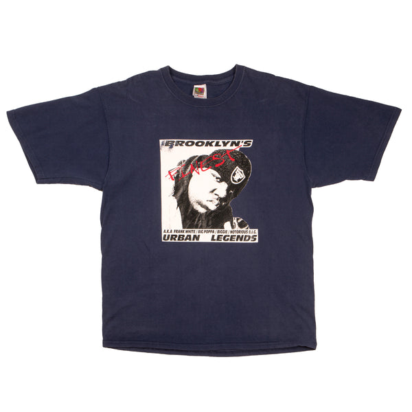 90's VINTAGE BROOKLYN LEGENDS BIGGIE TEE