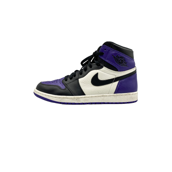 "AIR JORDAN 1 RETRO HIGH ""COURT PURPLE"""