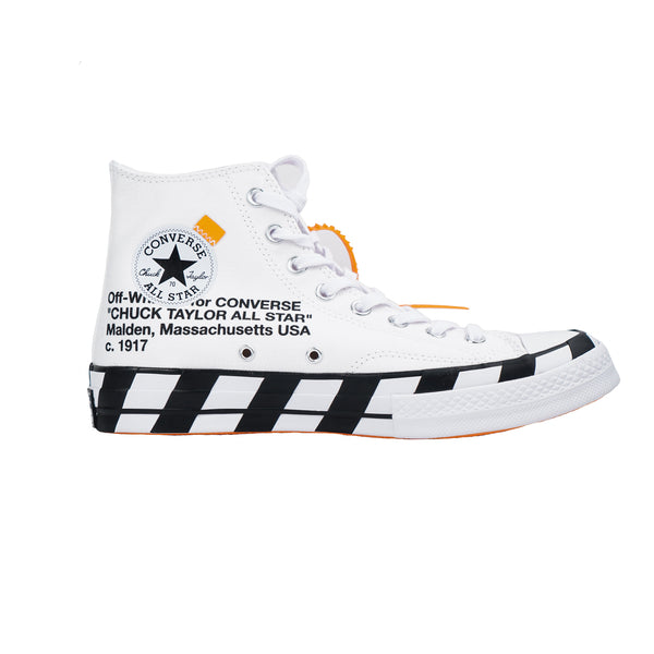 OFF WHITE X CONVERSE CHUCK TAYLOR ALL STAR 70S HI