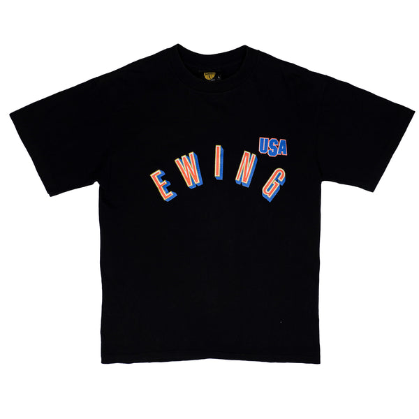 90'S VINTAGE PATRICK EWING NEW YORK KNICKS BASKETBALL TEE