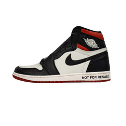 "AIR JORDAN 1 RETRO HIGH ""NOT FOR RESALE"" VARSITY RED"